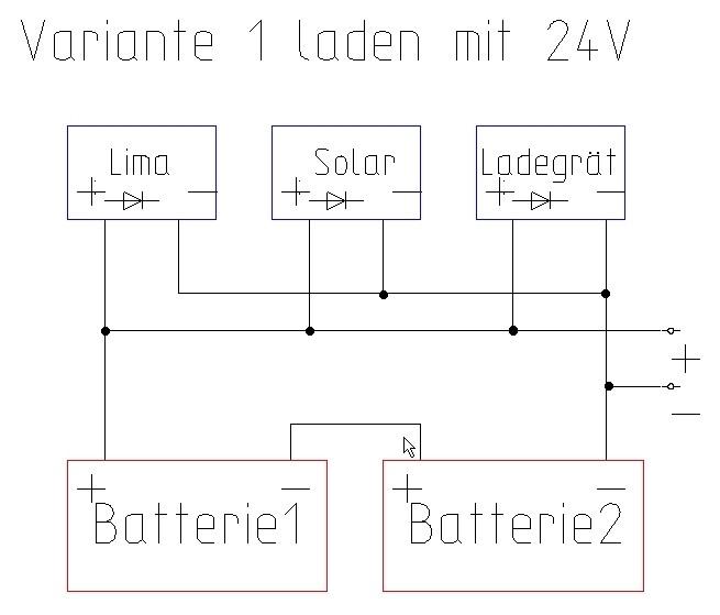 Schön Drei Batterie Boot Schaltplan Bilder - Die Besten Elektrischen ...