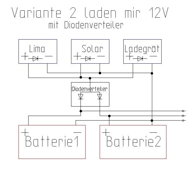 Nett 12v Batterie Schaltplan Galerie - Elektrische ...