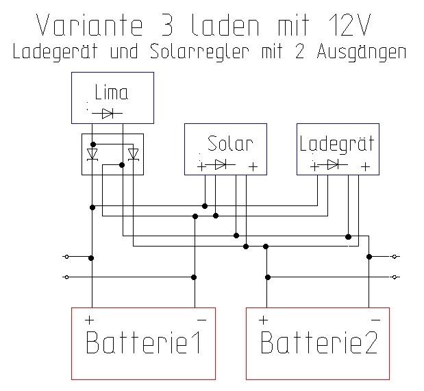 Erfreut Zwei Batterie Schaltplan Fotos - Elektrische ...